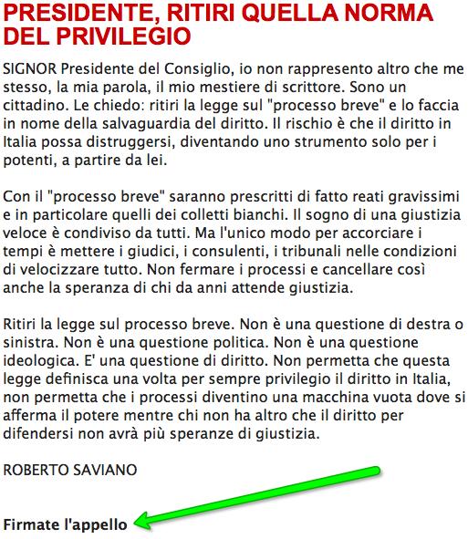 Saviano