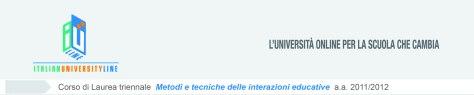 Banner Italian University Line