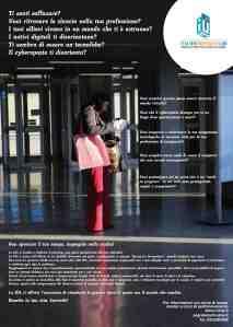 Locandina promozionale per la University Italian Line, università online per insegnanti e operatori scolastici