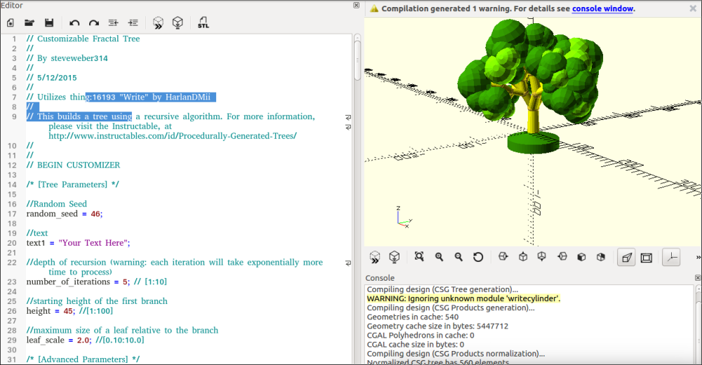 proc-gener-tree