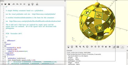rombicosidodecaedro-ornato