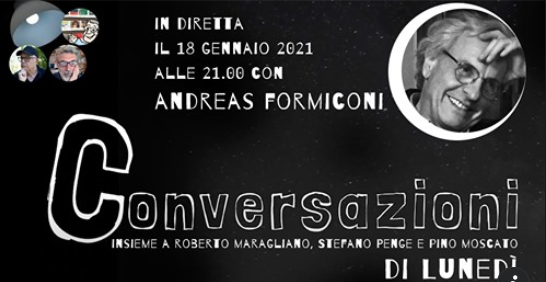 Conversazione con Roberto Maragliano, Stefano Penge e PinoMoscato